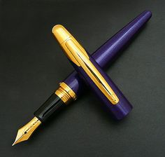 Image detail for -Dunhill Fountain Pens | Carmen Rivera Pens
