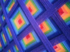 Mandala tibetano en gama de colores especiales para armonizar chacras. Disfrutemos su efecto!