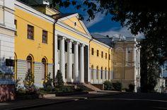 Former University church Kharkov University. Kharkiv. Ukraine by Igor Nayda on 500px