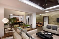 Living Room Designs - Architect Sunil Patil
