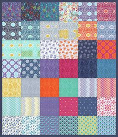Moda Charm Pack Two 2 Cuzco by Kate Spain 5 by fabric2quilt 9e47bf2776