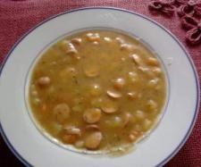 Rezept Schnelle Kartoffelsuppe von kesslerbiene - Rezept der Kategorie Suppen