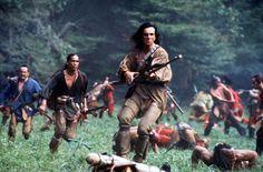 'L'ultimo dei Mohicani' (1992); regia: Michael Mann