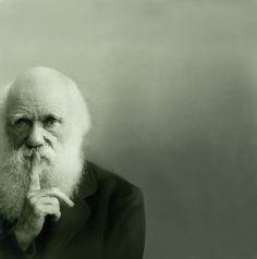 My favorite photography portrait: Charles Darwin
