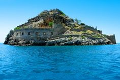 Spinalonga Island in Crete, Greece - After reading The Island, Victoria Hislop.