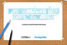 Prototyping Framework, Nesta - Sto Linków Service Design Thinking