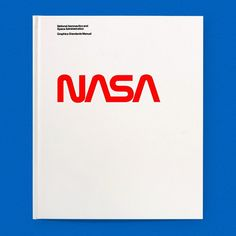 The NASA Graphics Standards Manual / Available at www.draw-down.com / The National Aeronautics and Space Administration Graphics Standards Manual by Richard Danne and Bruce Blackburn is a futuristic vision for an agency at the cutting edge of science and exploration. Housed in a special anti-static package the book features a foreword by Richard Danne an essay by Christopher Bonanos scans of the original manual (from Dannes personal copy) reproductions of the original NASA 35mm slide…