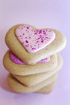 Made with love cookies by alongcamedonna