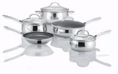 Sears Canada Holiday Offers: Save 80% Off Kenmore/MD 9pc Cookware Set Fusion Stainless Steel & More http://www.lavahotdeals.com/ca/cheap/sears-canada-holiday-offers-save-80-kenmore-md/136815