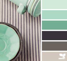 couleurs pour l'extérieur de la maison #color palet