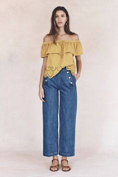 See the complete Madewell Spring 2016 Ready-to-Wear collection.