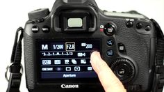Camera Settings for Baby Photography : Photography Techniques (short video)