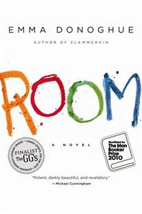 Room Book by Emma Donoghue #HeathersPick