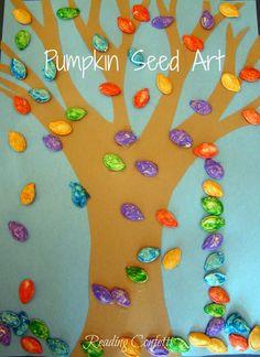 Titina's Art Room: 20+ easy & fun fall craft ideas for kids