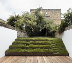 obr architetti / residenza lh2, clapham old town london