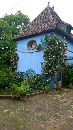 The Blue Farm,  Alsace -France