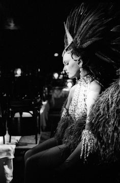 Portrait Inspiration – Beautiful Profiles - Moulin Rouge Copyright Carla Coulson