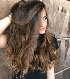 Guy tang - brown balayage