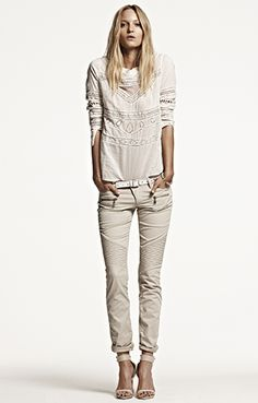 Hunky dory ss2013 - cute tone on tone styling