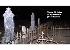 Ghost Hunter Birthday Card Paranormal Hunting #Unbranded #BirthdayAdult
