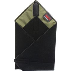 """Domke 15x15"""" Color Coded Protective Wrap (Black)"""