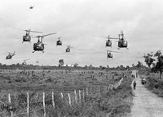 Operation Chopper occurred on January 12, 1962 and was the first time US forces participated in major combat in the Vietnam War. #Vietnam #War