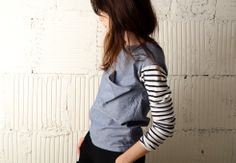 JOINERY - Long Sleeve Shirt by Study - WOMEN