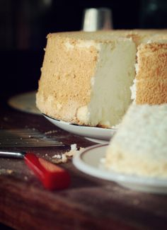 Homemade Angel Food Cake recipe with tips, NOT a box mix