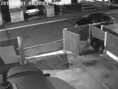 CCTV Ghost Footage