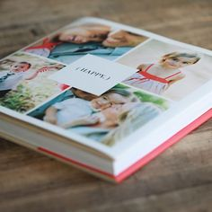 A perfect Mother's Day gift - gorgeous photobook by Artifact Uprising - like none other. I would want a mix of family photos and the best of the kids artwork, intermixed...