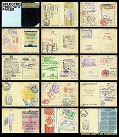 4. Você vê seu passaporte como uma extensão de si mesmo.