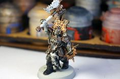 How to paint Blood Champion