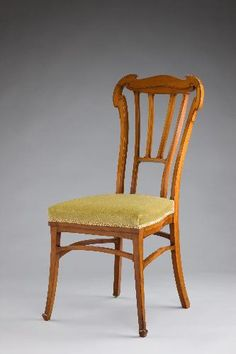 Victor Horta, Chair, c. 1901