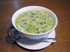 Chicken and Spinach Soup - Ultra Lite
