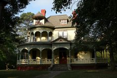 Link House: c. 1897 Queen Anne Victorian house, Palestine, TX | Flickr - Photo Sharing!
