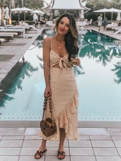 75b6ee9560ad Every Look I Wore in The Bahamas   Miami (Oh So Glam) · Vacation StyleVacation  OutfitsVacation FashionTravel ...