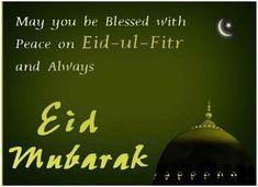 Happy Eid Ul Fitr Mubarak Sms 2018 - Ramadan Mubarak Quotes, Wishes And Pictures Eid Mubarak Gif, Eid Mubarak Wishes Images, Happy Eid Mubarak Wishes, Eid Mubarak Messages, Adha Mubarak, Ramadan Mubarak, 2018 Ramadan, Eid Ul Fitr Quotes, Eid Mubarak Quotes
