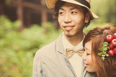 2013/9/1 森の中でのロケーションフォト   シキラマグラフィー Photo Site