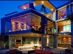 Jay Becker - La Jolla 'Glass House' - #architecture & #design