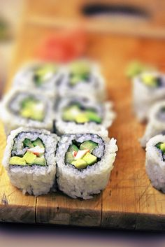 someone please get me sushi..:\