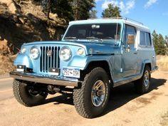 1967 Jeep Jeepster Commando
