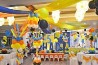 http://seshalynspartyideas.com/huge-minion-despicable-me-party-ideas/