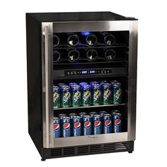 Magic Chef Dual Zone Wine and Beverage Cooler Video Image