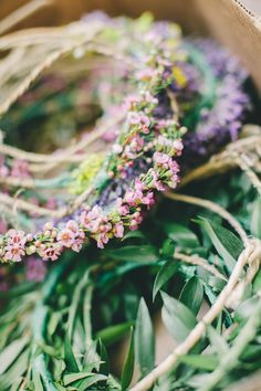 flower crowns | A Midsummer Mingle
