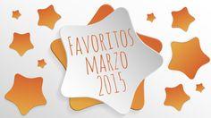 Libros Favoritos Marzo 2015