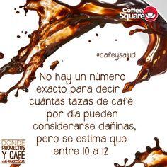 El café es tan diurético que nuestro cuerpo lo eliminaría antes de tomar una cantidad considerada dañina #caféysalud