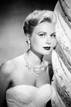 Grace Kelly Beautiful Glamour 24x36 Poster Print | eBay