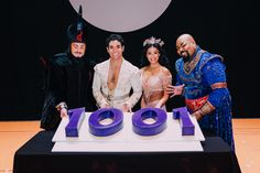 Shining, Shimmering, Splendid! Aladdin Celebrates 1,001 Performances on Broadway