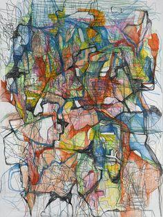 Sans Titre (2008), Gilgian Gelzer, #abstract