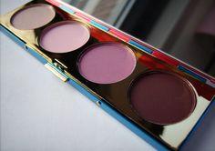 Review: MAC Defiance Eyeshadow Quad (Wonder Woman)